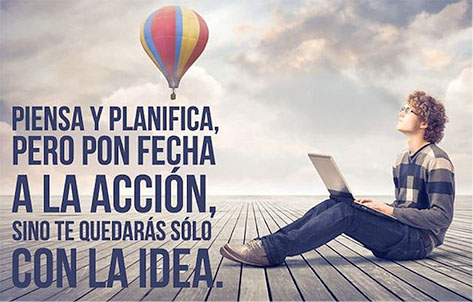 planificar acción idea