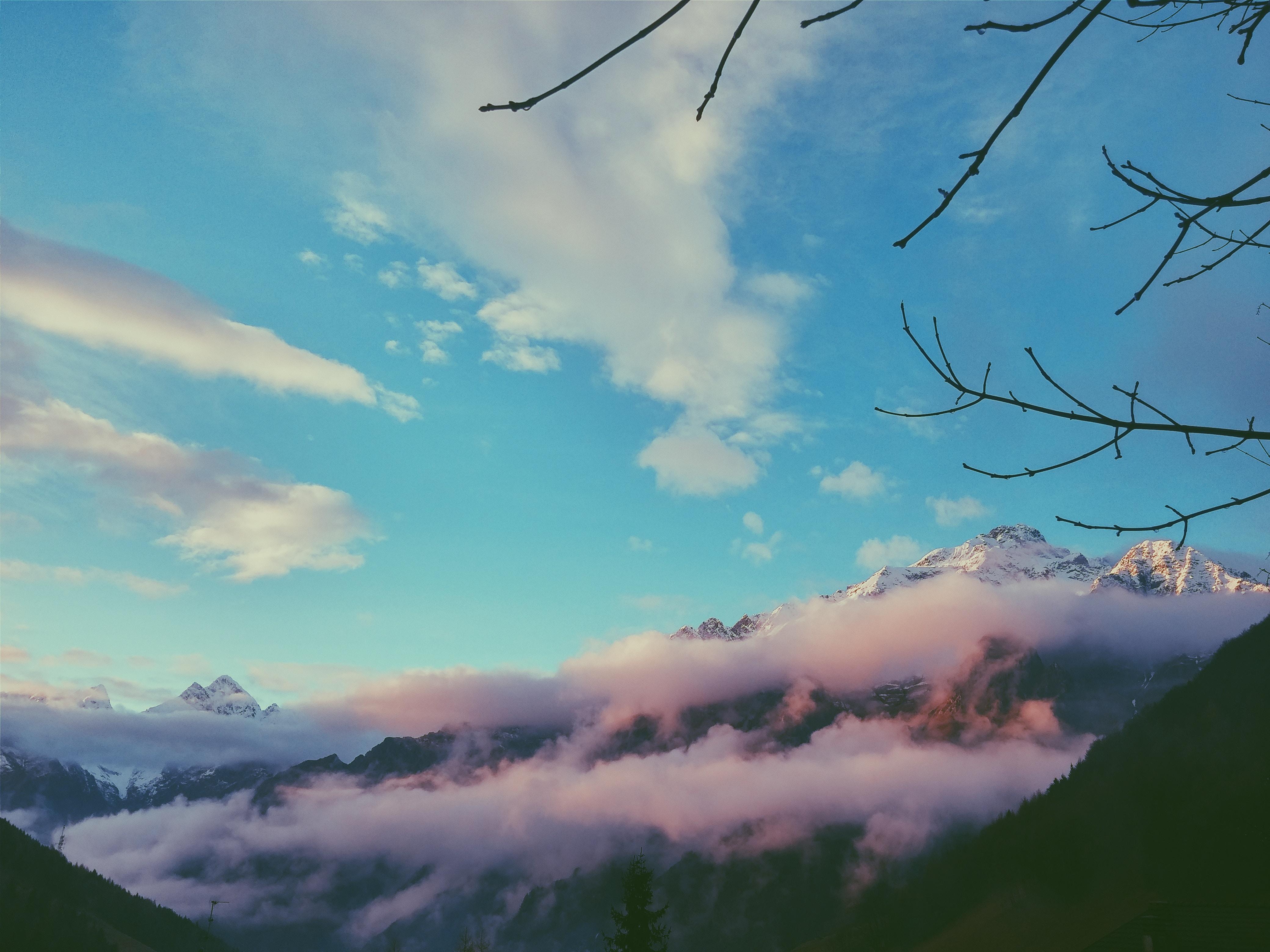 montaña paisaje